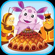 Лунтик: Пирог иконка