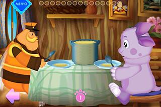 Лунтик: Пирог скриншот 2