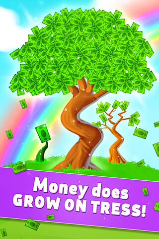 Money Tree: Free Clicker Game скриншот 1