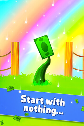 Money Tree: Free Clicker Game скриншот 2
