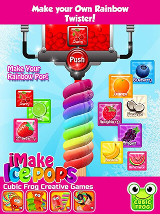 iMake Ice Pops: Ice Pop Maker скриншот 3