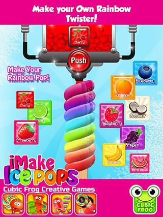 iMake Ice Pops: Ice Pop Maker скриншот 3