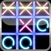 Tic Tac Toe: Glow иконка