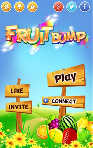 Fruit Bump скриншот 1