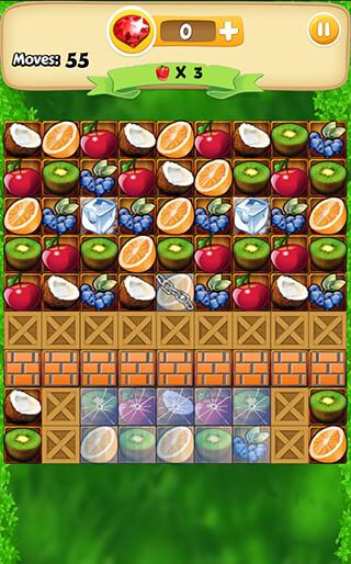 Fruit Bump скриншот 3