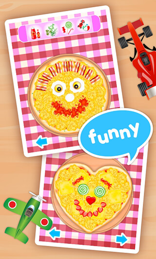 Pizza Maker Kids: Cooking Game скриншот 2
