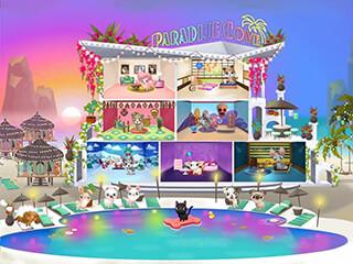 Miss Hollywood: Vacation скриншот 3