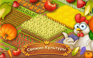 Village and Farm скриншот 2