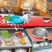 Cooking Stand Restaurant Game иконка