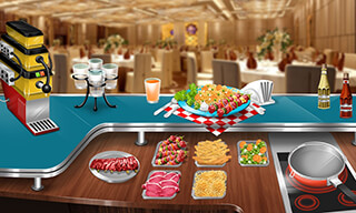 Cooking Stand Restaurant Game скриншот 2