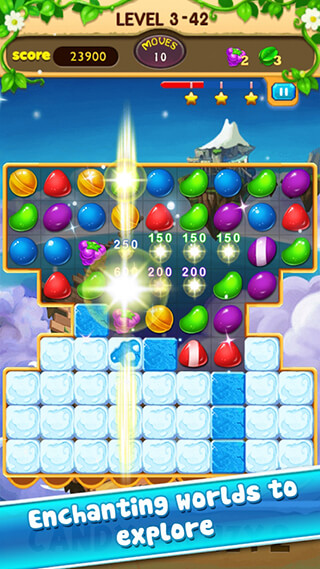 Candy Frenzy 2 скриншот 3