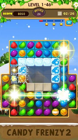 Candy Frenzy 2 скриншот 4