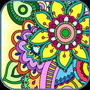 Mandala: Adults Coloring Book иконка