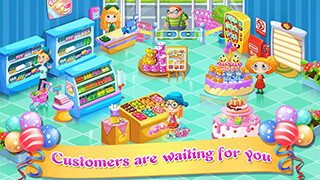 Supermarket Manager скриншот 1