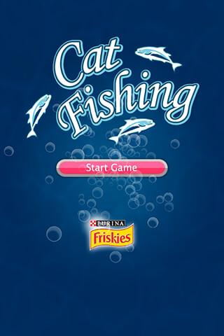 Friskies: Cat Fishing скриншот 1