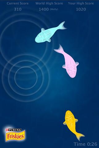 Friskies: Cat Fishing скриншот 2