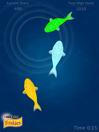 Friskies: Cat Fishing скриншот 3