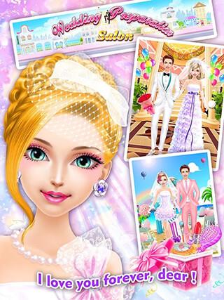 Wedding Preparation Salon скриншот 1