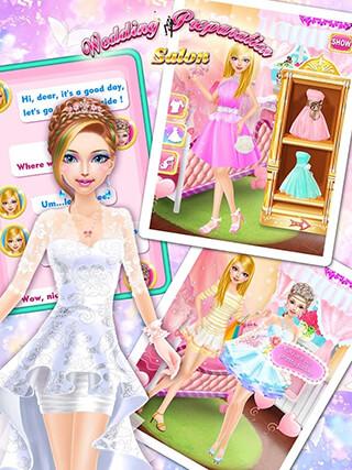 Wedding Preparation Salon скриншот 2