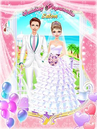 Wedding Preparation Salon скриншот 4
