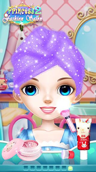 Princess Makeup Salon 2 скриншот 2