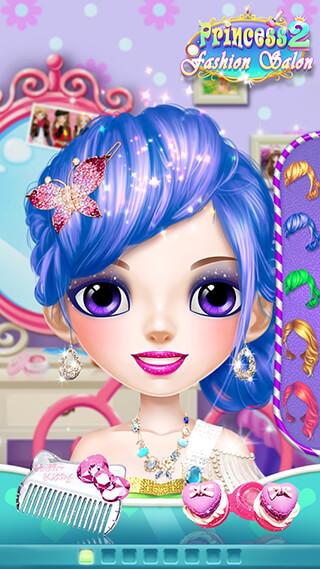 Princess Makeup Salon 2 скриншот 3