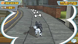 PS Vita Pets: Puppy Parlour скриншот 1