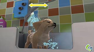 PS Vita Pets: Puppy Parlour скриншот 2