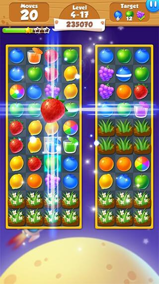 Fruit Frenzy скриншот 1