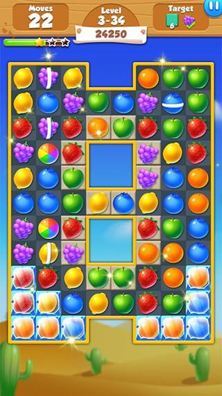 Fruit Frenzy скриншот 2