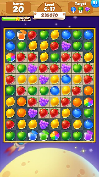 Fruit Frenzy скриншот 3