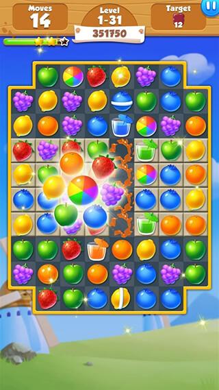 Fruit Frenzy скриншот 4