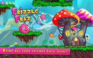 Frizzle Fraz скриншот 1