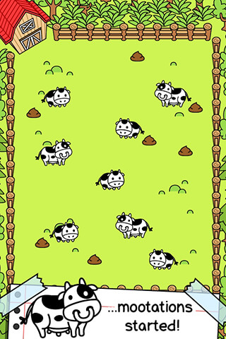 Cow Evolution: Clicker Game скриншот 2