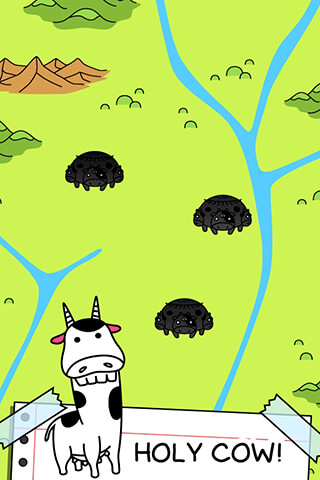 Cow Evolution: Clicker Game скриншот 3