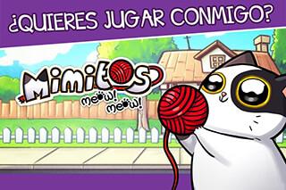Mimitos Cat: Virtual Pet скриншот 1