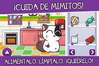Mimitos Cat: Virtual Pet скриншот 2