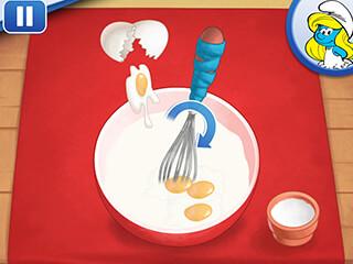 The Smurfs Bakery скриншот 2