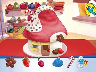 The Smurfs Bakery скриншот 3
