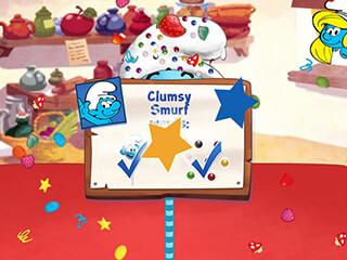 The Smurfs Bakery скриншот 4