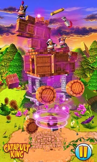 Catapult King скриншот 2