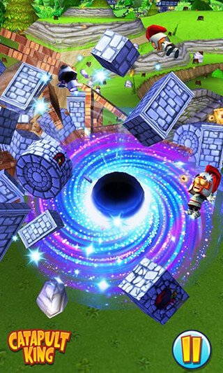 Catapult King скриншот 4