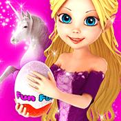 Princess Unicorn: Surprise Eggs иконка