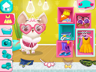 Miss Hollywood: Fashion Pets скриншот 2