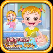 Baby Hazel: Newborn Baby иконка