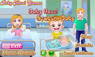 Baby Hazel: Newborn Baby скриншот 1