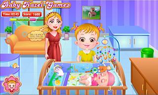 Baby Hazel: Newborn Baby скриншот 2