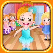 Малышка Хейзел: Танец балерины (Baby Hazel: Ballerina Dance)