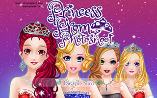 Princess Prom: Photoshoot скриншот 1