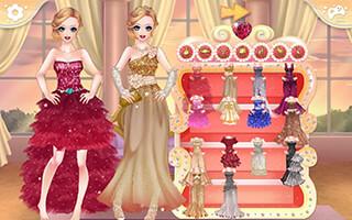 Princess Prom: Photoshoot скриншот 2